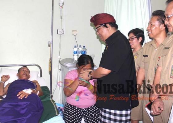 Nusabali.com - pasien-suspect-meningitis-kehilangan-pendengaran