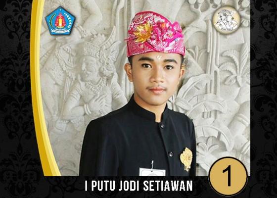 Nusabali.com - jegeg-bagus-klungkung-2017-i-putu-jodi-setiawan