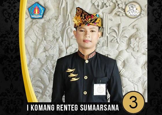 Nusabali.com - jegeg-bagus-klungkung-2017-i-komang-renteg-sumaarsana