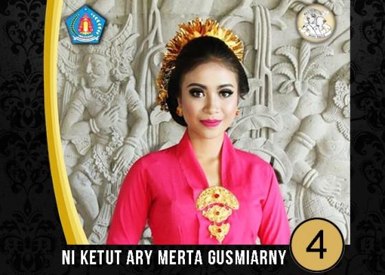 Nusabali.com - jegeg-bagus-klungkung-2017-ni-ketut-ary-merta-gusmiarny