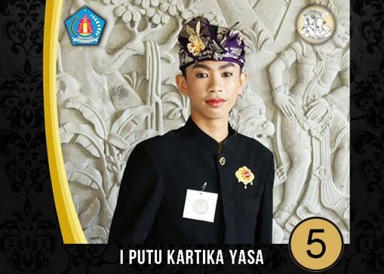 Nusabali.com - jegeg-bagus-klungkung-2017-i-putu-kartika-yasa