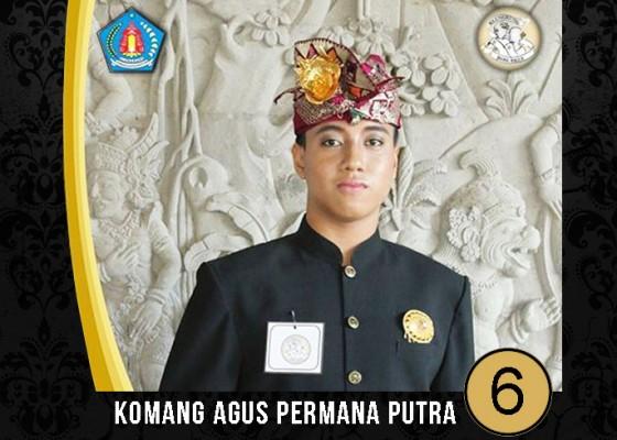Nusabali.com - jegeg-bagus-klungkung-2017-komang-agus-permana-putra