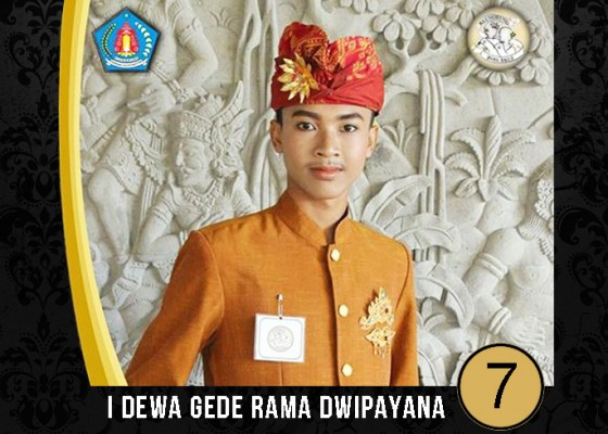 Nusabali.com - jegeg-bagus-klungkung-2017-i-dewa-gede-rama-dwipayana
