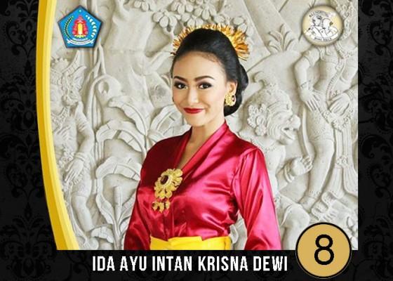 Nusabali.com - jegeg-bagus-klungkung-2017-ida-ayu-intan-krisna-dewi