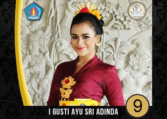 Nusabali.com - jegeg-bagus-klungkung-2017-i-gusti-ayu-sri-adinda