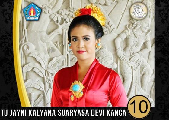 Nusabali.com - jegeg-bagus-klungkung-2017-putu-jayni-kalyana-suaryasa-devi-kanca