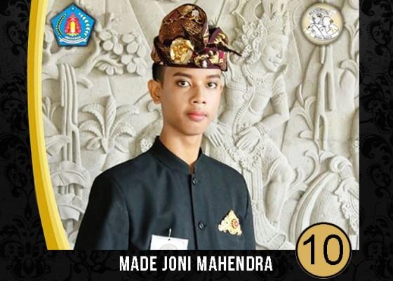 Nusabali.com - jegeg-bagus-klungkung-2017-made-joni-mahendra
