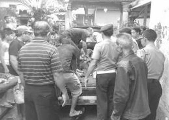 Nusabali.com - sakit-kumat-pada-umanis-galungan-polsek-gianyar-amankan-orgil