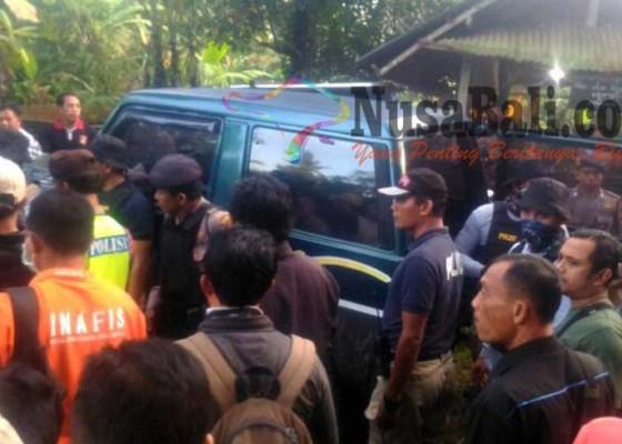 Nusabali.com - polisi-amankan-sajam-dan-airsoft-gun-saat-pengukuran-lahan-sengketa-di-tegal-jambangan-sayan-ubud