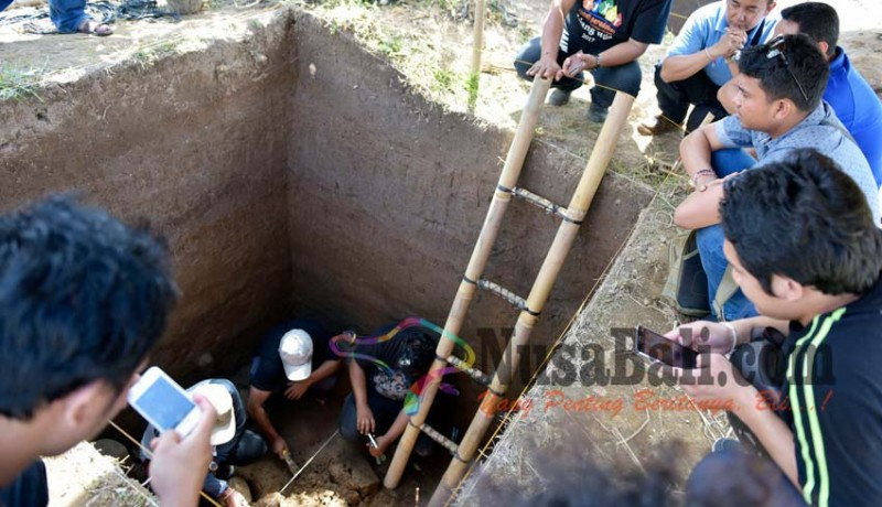 www.nusabali.com-penggalian-situs-di-desa-getasan-dilanjutkan