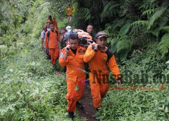 Nusabali.com - pamedek-tergelincir-evakuasi-25-jam