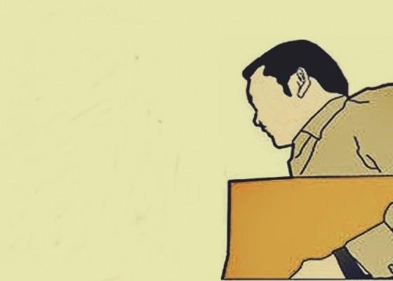 Nusabali.com - kadus-desa-galungan-mengundurkan-diri
