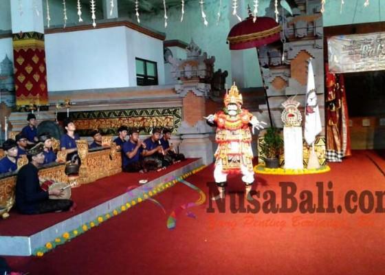 Nusabali.com - kosali-undiknas-denpasar-jaring-bibit-pelestari-budaya-bali