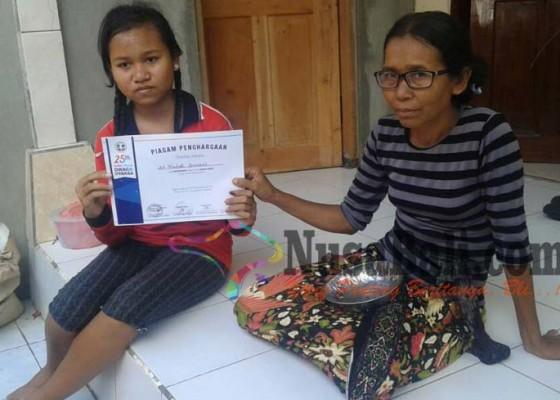 Nusabali.com - ujian-sdn-2-keramas-diikuti-1-siswa
