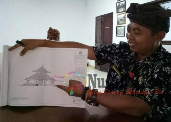 Nusabali.com - bocor-dan-plafon-lapuk-gedung-dewan-segera-direnovasi