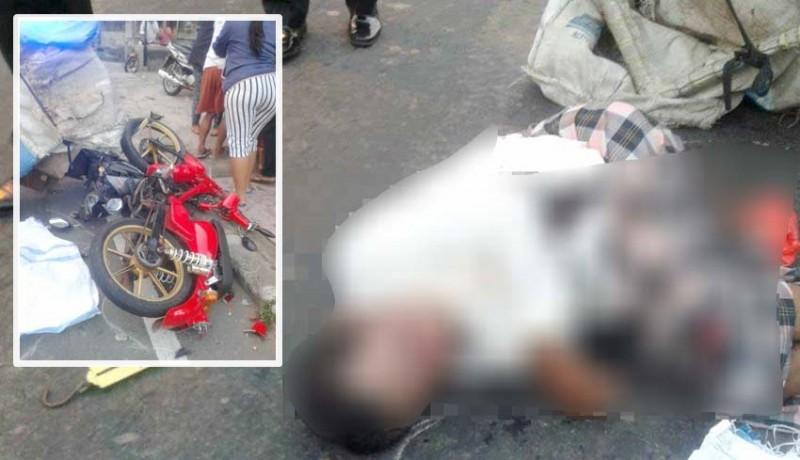 www.nusabali.com-tabrakan-adu-jangkrik-seorang-pemotor-tewas