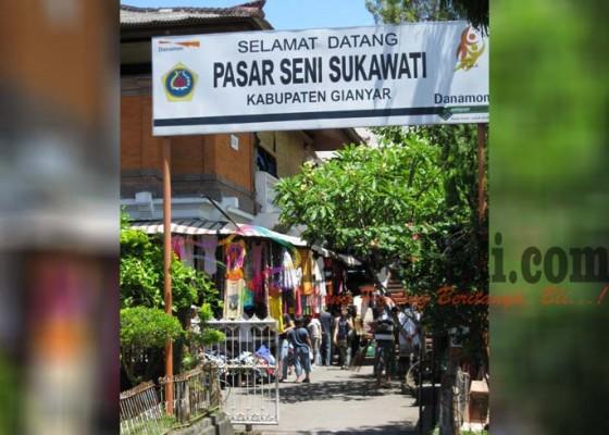 Nusabali.com - revitalisasi-pasar-seni-sukawati-gabeng