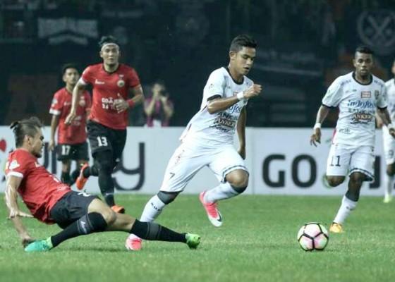 Nusabali.com - lawan-timnas-u-22-bali-united-turunkan-pemain-lapis-kedua