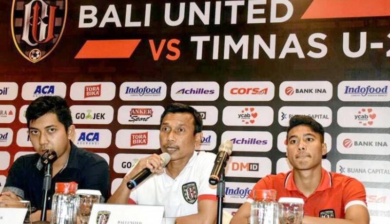 NUSABALI.com - Bali United Rotasi Pemain