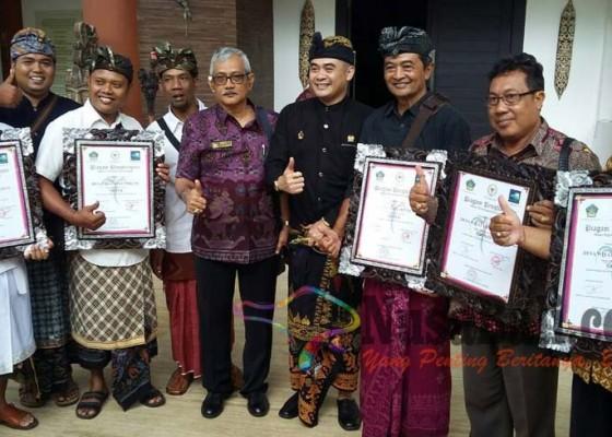Nusabali.com - empat-desa-wisata-kabupaten-buleleng-dapat-penghargaan