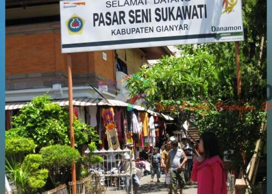 Nusabali.com - pedagang-terperangkap-di-pasar-darurat