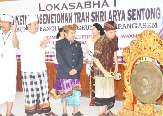 Nusabali.com - bupati-suwirta-jangan-pernah-lupakan-sejarah