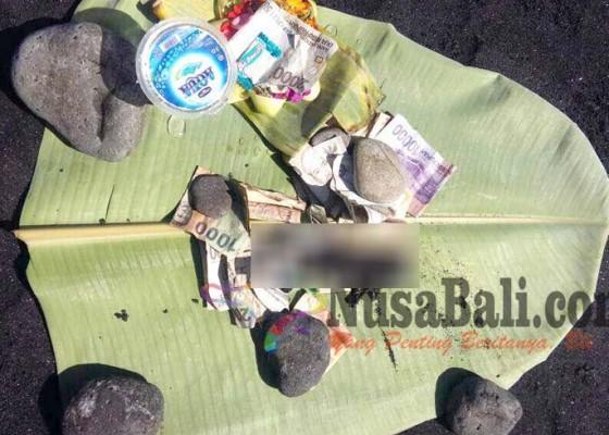 Nusabali.com - orok-gegerkan-warga-pantai-lembeng