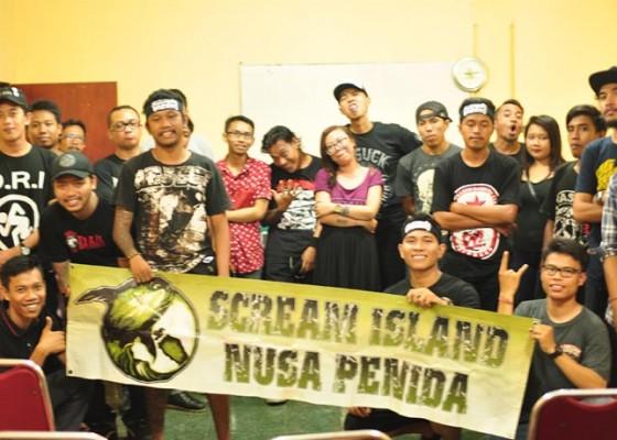 Nusabali.com - scream-island-nusa-penida-gaet-anak-punk