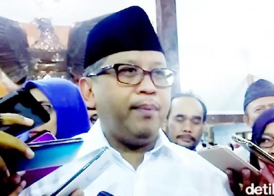 Nusabali.com - ribuan-kader-pdip-peringati-hari-pancasila-di-blitar
