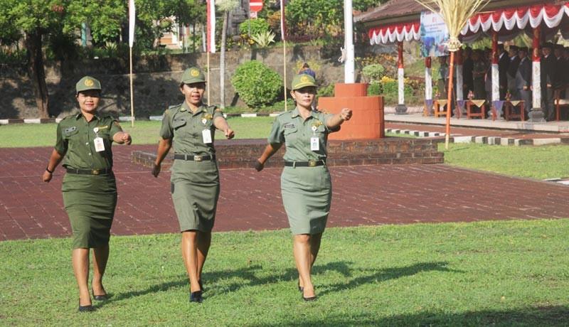 www.nusabali.com-apel-bendera-hari-ibu