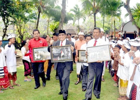 Nusabali.com - gemakan-spirit-bung-karno-ke-sekolah