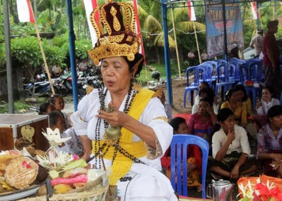 Nusabali.com - dinamai-pasar-tradisional-mahoni-dimanfaatkan-dua-desa-adat