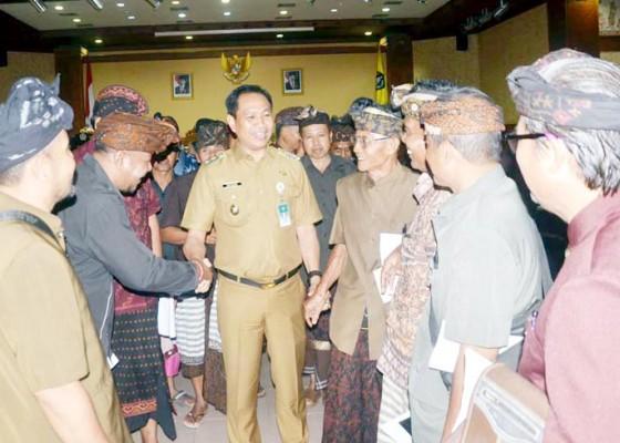 Nusabali.com - jadikan-lpd-di-badung-lebih-baik-pemkab-siapkan-rp-3-m-untuk-audit