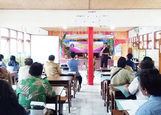Nusabali.com - guru-di-kecamatan-banjar-digenjot-penguatan-kompetensi