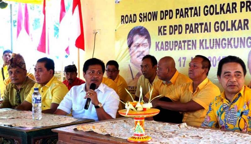 www.nusabali.com-golkar-klungkung-diminta-jajaki-koalisi