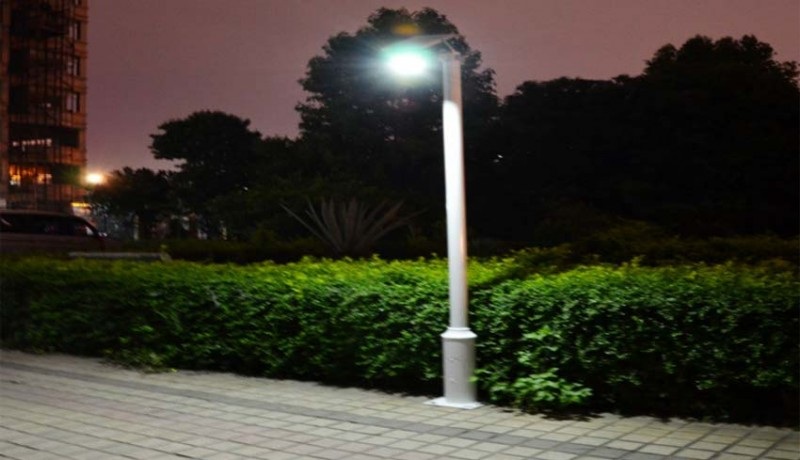 Nusabali Com Feng Shui Lampu Taman
