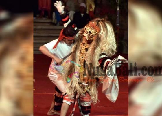 Nusabali.com - drama-gong-diwarnai-penyalonarangan