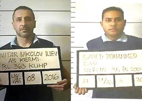Nusabali.com - dua-napi-kabur-ditangkap