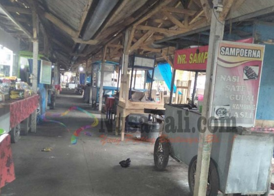 Nusabali.com - pedagang-mudik-retribusi-pasar-anjlok
