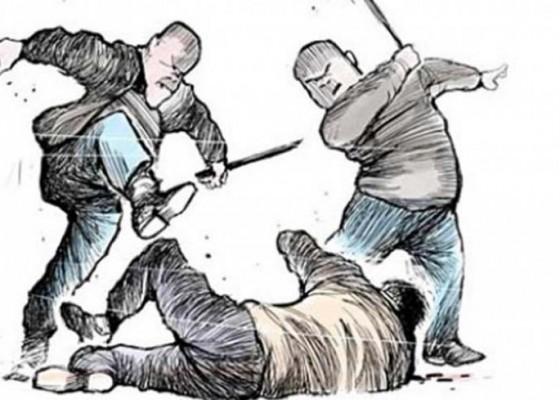 Nusabali.com - polisi-tetapkan-6-tersangka-pengeroyokan