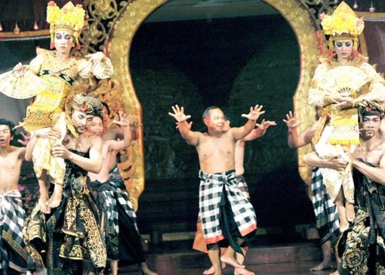 Nusabali.com - pemprov-bali-syukuran-9-tari