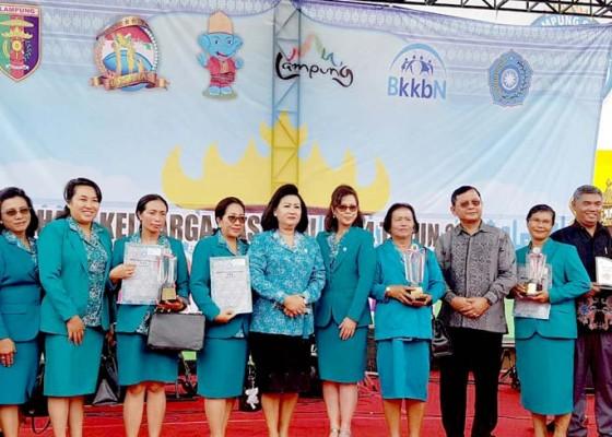 Nusabali.com - tp-pkk-bali-sabet-lima-penghargaan-pada-peringatan-harganas-di-lampung