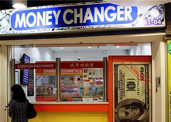 Nusabali.com - penertiban-money-changer-dilakukan-rahasia