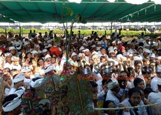Nusabali.com - kepanasan-beberapa-peserta-jatuh-pingsan
