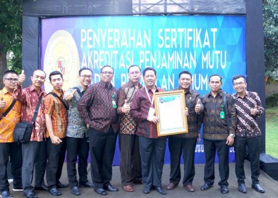 Nusabali.com - pn-denpasar-raih-predikat-a-excellent-dirjen-badilum