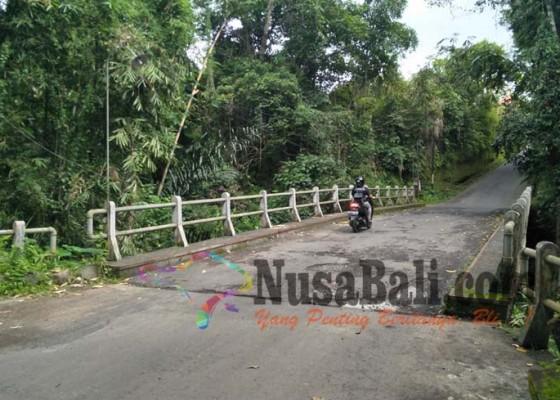 Nusabali.com - minim-anggaran-3-jembatan-batal-dibangun