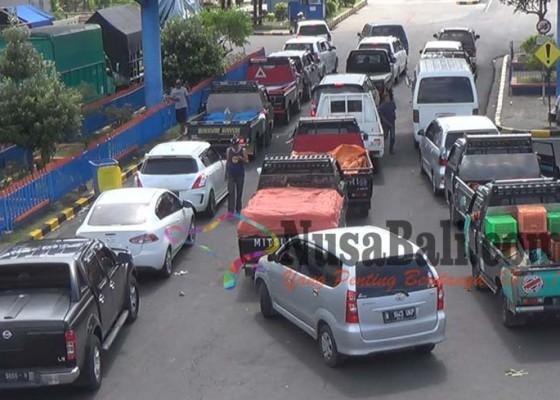 Nusabali.com - pelabuhan-gilimanuk-ditutup-5-jam