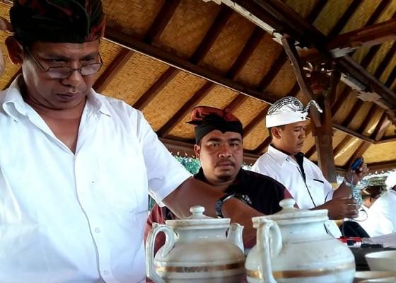 Nusabali.com - ditemukan-selonding-zaman-raja-jaya-pangus-keris-perabot-keramik