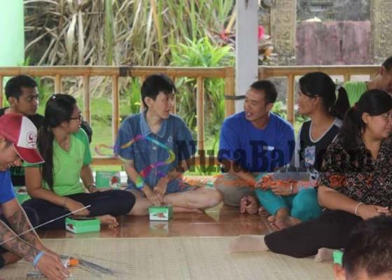 Nusabali.com - warga-binaan-peduli-anak-difabel