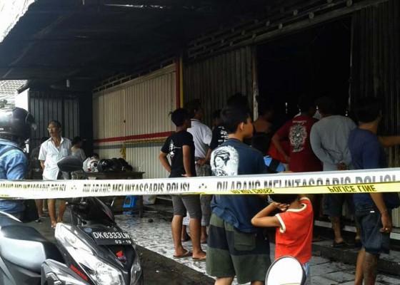 Nusabali.com - breaking-news-celuk-membara-melalap-seisi-bangunan-tempat-makan-siap-saji